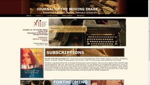 Journal of the Moving Image